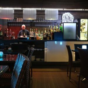 ローマでの最後の晩餐はホテルのバーで ☆インディペンデントホテル☆