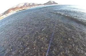 冬のショアトラウト釣行 ①東積丹ポイント