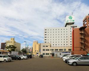 帯広ビジネスホテル、2階部屋の恐怖