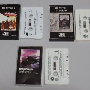カセットテープにハマっています。