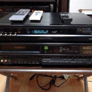 次はベータ・ビデオテープの整理を始めました。~これも永久保存版はデジタル化へ~