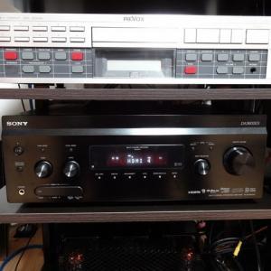 AVアンプを導入(その2) ~SONY TA-DA3600ES~