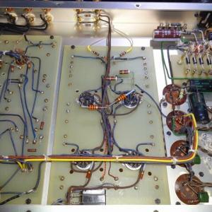 プリアンプ 出力回路の微変更。