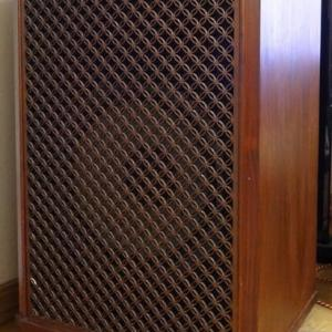 WE421A PPアンプがJBL LE14Aを悠々と鳴らす。~余裕で駆動が出来ています~