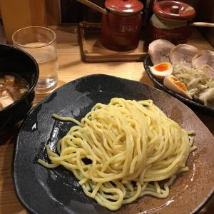 秋葉原でつけ麺