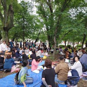 イチベイさんの名古屋ピクニックオフ会