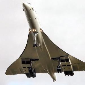 悲劇の超音速旅客機コンコルドのこと 2008/2/11初版再編集