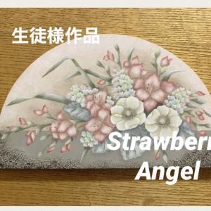 【生徒様作品】日本手芸普及協会季節の作品より★素敵なデザインは日々の暮らしを明るくしますね☆