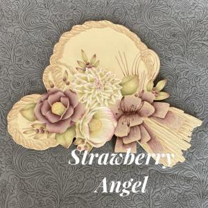 【新作ができました】日本ヴォーグ社クラフティングより~花飾り~自分の時間に合わせて制作できます~