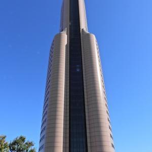 【アクトタワー】地上45階185m展望回廊からの景色