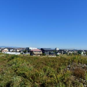 【静岡県浜松市】野鳥撮影の合間の富士見(富士山が見えました)