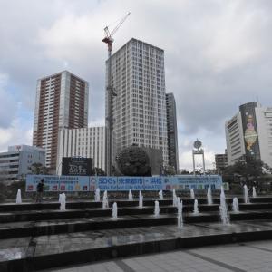 【静岡県浜松市】JR浜松駅周辺の散策より
