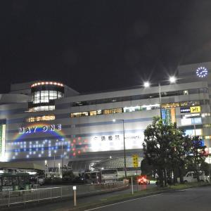 【静岡県浜松市】JR浜松駅前の粋な照明byパイフォトニクス(株)