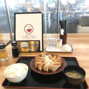 【静岡県浜松市】営業再開したTHE Gate Hamamatsuの浜松餃子まるいしでランチ