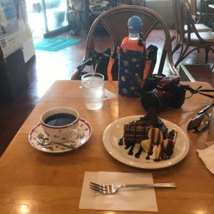 【静岡県浜松市】老舗の喫茶店サイモン チョコレートケーキセットも私のお勧めです!