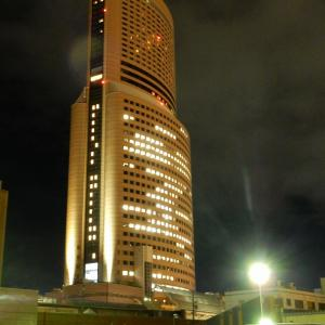 【静岡県浜松市】夜のアクトタワーとマインシュロス