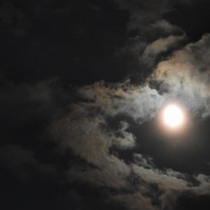 【暗い環境でのご視聴推奨】月と木星と土星