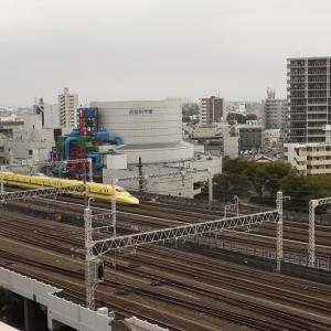 【静岡県浜松市】ドクターイエローが居る風景