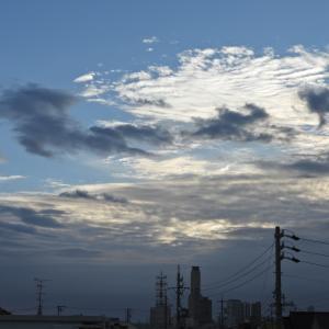 【静岡県浜松市】雲 2020秋より
