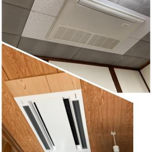 えっ?エアコンって天井に埋め込めるの??