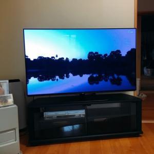 新発売の4Kチューナー内蔵有機ELテレビ