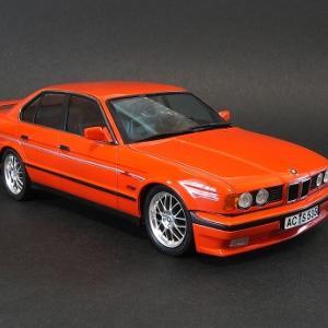 フジミ BMW535i