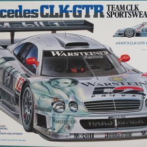 メルセデス CLK-GTR タミヤ