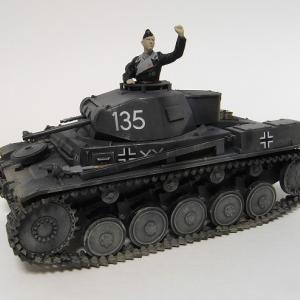 タミヤ ドイツⅡ号戦車