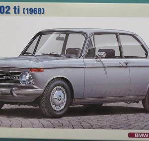 ハセガワ BMW2002ti