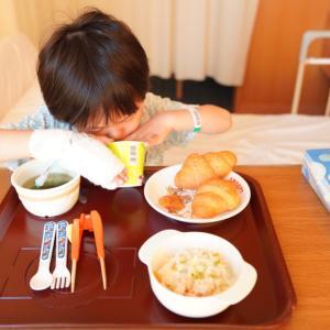 IgA血管炎 病院食