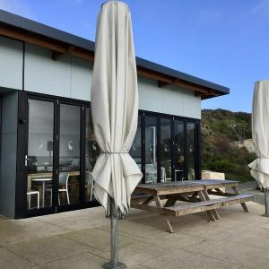 海辺でランチ  〜White Elephant Cafeにて