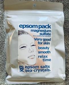 シークリスタルス エプソムパック