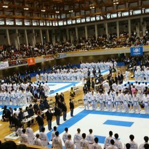 ●彩の国杯全国中学生空手道選抜大会●