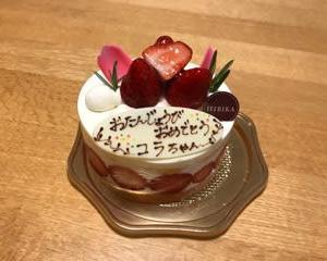 コラの誕生日