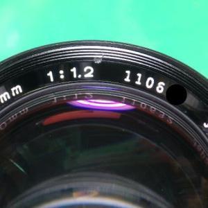OM用ズイコー50mm 1.2の巻