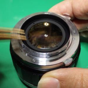 きれいなZuiko 42mmの巻