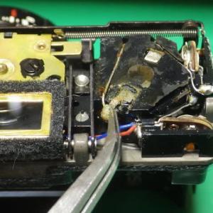 通常作業のローライ35系の巻