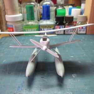 ハセガワ 1/72 ハインケル He51Bを作る(その4)