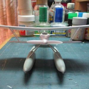 ハセガワ 1/72 ハインケル He51Bを作る(その5)