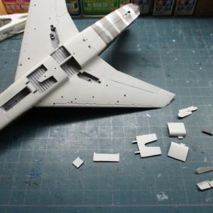 ハセガワ 1/72 F-100D スーパーセイバー(その16)