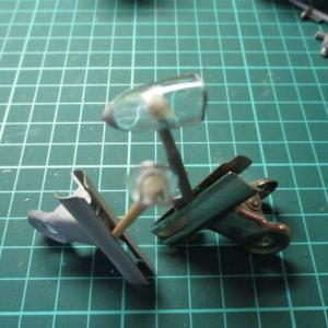 エレール 1/72 スピットファイアー Mk.XVIeを作る(その10)