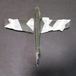 メッサーシュミットBf109Eを作る(その19)