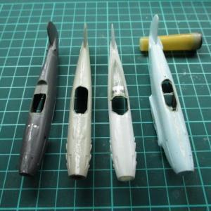 Yak 4機を作る(その9)