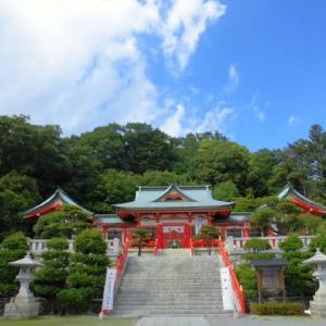 足利織姫神社とゆで太郎、ミニチュアの山型食パン。