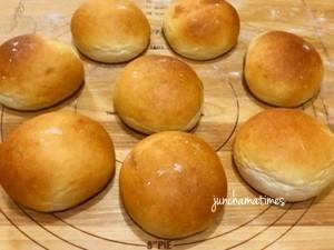 アーモンドプードル de まるパン