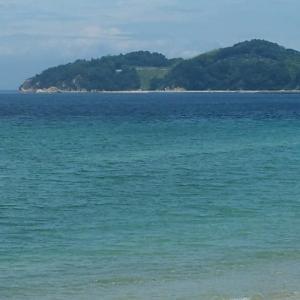 海の日なので、海でのんびりしたいのだが・・・