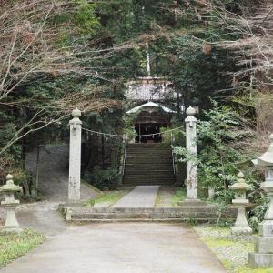 なぜか好きな所「二所山田神社」(山口県周南市)