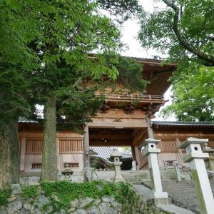 神様が空から降りて来た「降松(くだまつ)神社」 (山口県下松市)