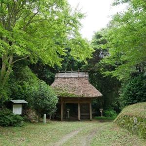 鬱蒼とした森の中の「石城(いわき)神社」へ参拝 (山口県光市)