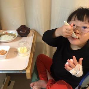 急性胃腸炎で入院しました。